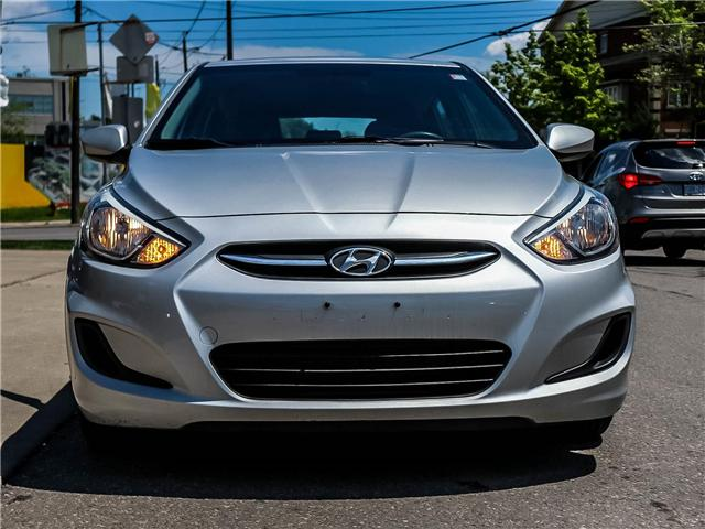 2015 Hyundai Accent GLS (Stk: U06446) in Toronto - Image 2 of 21