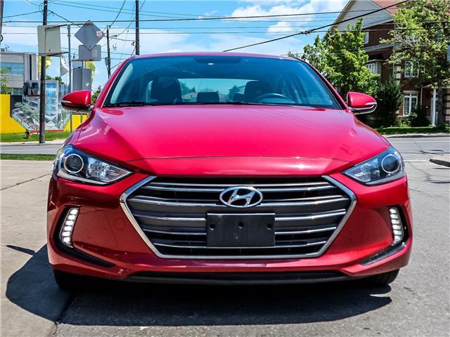 2017 Hyundai Elantra  (Stk: U06534) in Toronto - Image 2 of 23