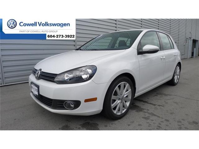 2012 Volkswagen Golf 2.5L Highline (Stk: VWVP6275A) in Richmond - Image 1 of 15