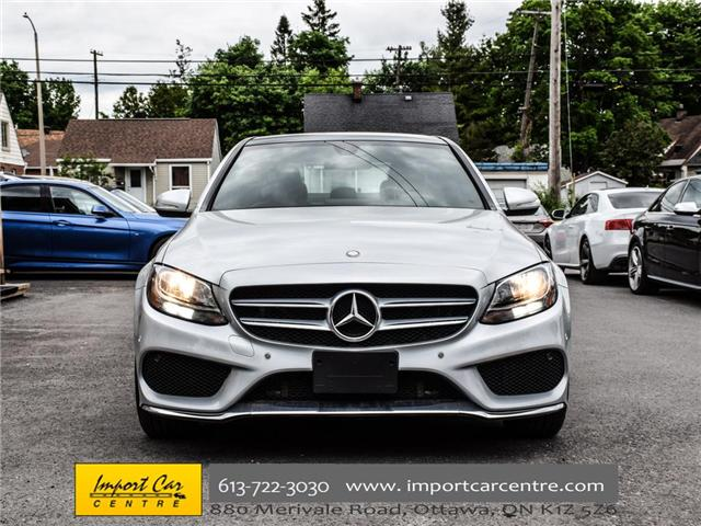 2015 Mercedes-Benz C-Class Base (Stk: 044669) in Ottawa - Image 2 of 28