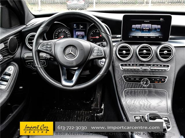 2015 Mercedes-Benz C-Class Base (Stk: 044669) in Ottawa - Image 13 of 28