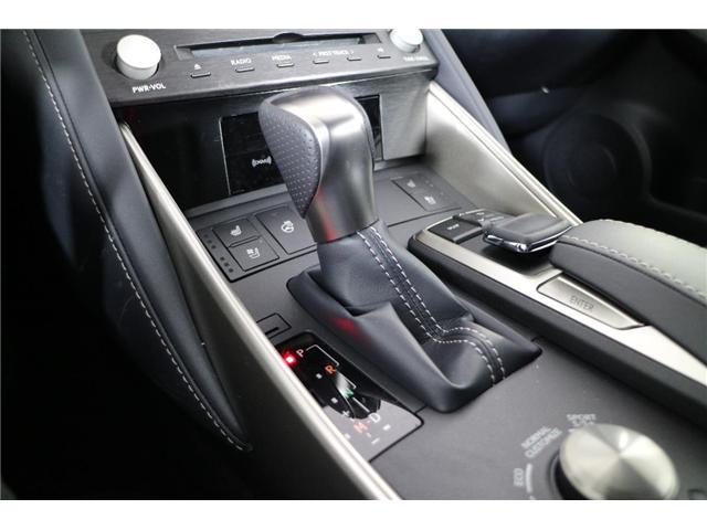 2019 Lexus IS 350 Base (Stk: 296587) in Markham - Image 18 of 28