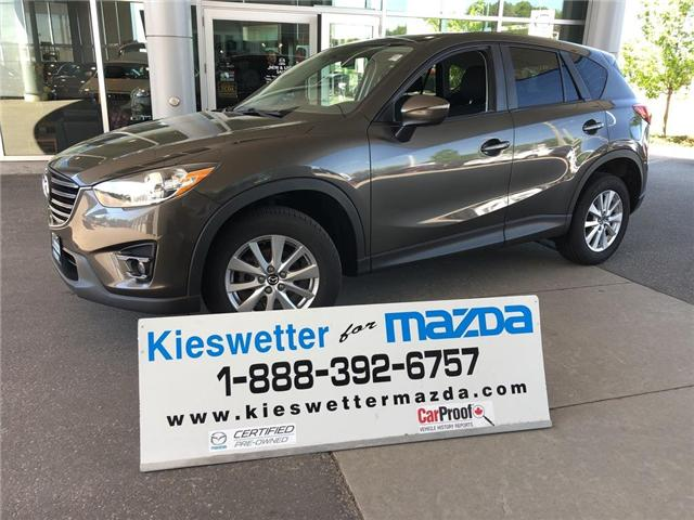 2016 Mazda CX-5 GS (Stk: U3817) in Kitchener - Image 1 of 30