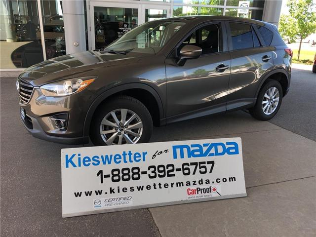 2016 Mazda CX-5 GS (Stk: U3817) in Kitchener - Image 2 of 30