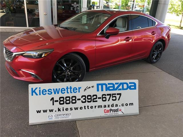 2016 Mazda MAZDA6 GT (Stk: U3809) in Kitchener - Image 1 of 30
