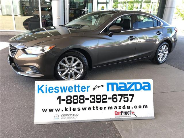 2016 Mazda MAZDA6 GS (Stk: 35524A) in Kitchener - Image 1 of 29