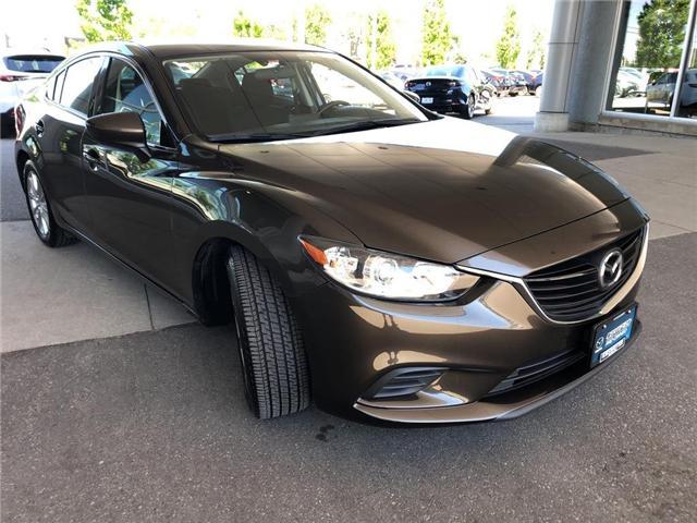 2016 Mazda MAZDA6 GS (Stk: 35524A) in Kitchener - Image 8 of 29