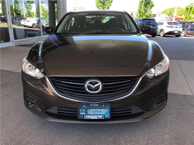 2016 Mazda MAZDA6 GS (Stk: 35524A) in Kitchener - Image 9 of 29