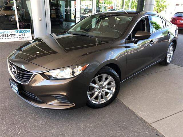 2016 Mazda MAZDA6 GS (Stk: 35524A) in Kitchener - Image 10 of 29