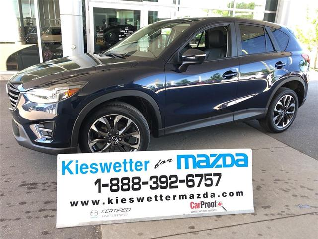 2016 Mazda CX-5 GT (Stk: 35329A) in Kitchener - Image 1 of 30