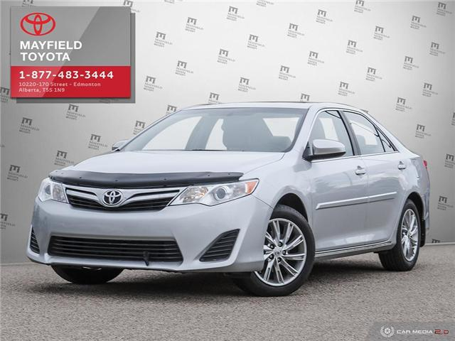 2014 Toyota Camry LE (Stk: 1901503A) in Edmonton - Image 1 of 28