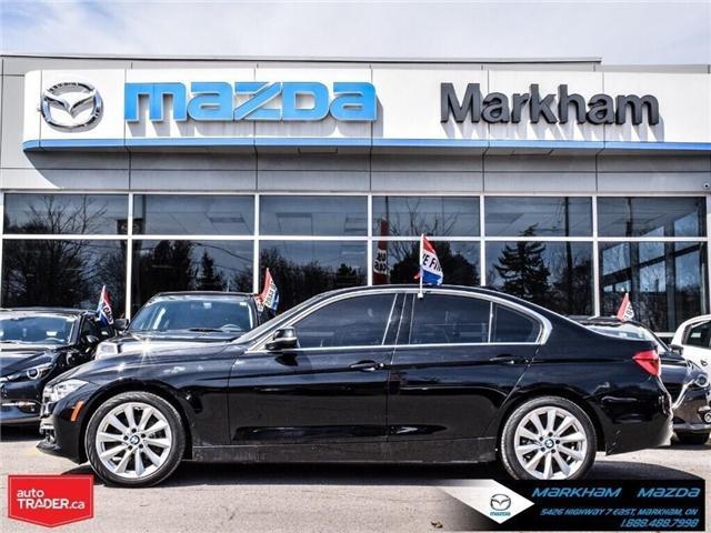2016 BMW 328i xDrive (Stk: D190321A) in Markham - Image 3 of 30