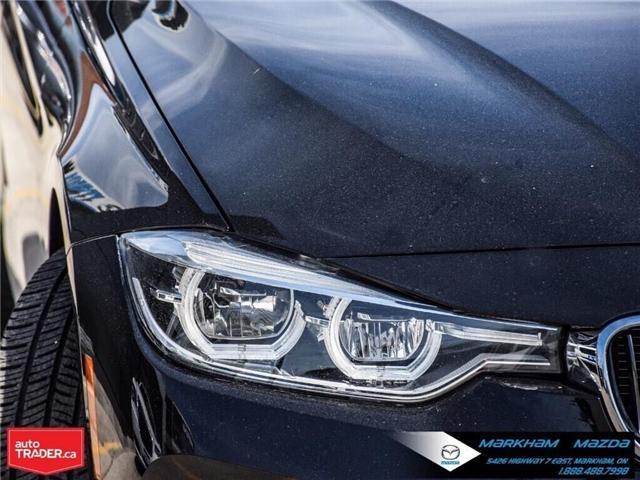 2016 BMW 328i xDrive (Stk: D190321A) in Markham - Image 9 of 30