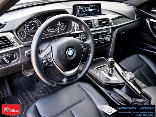 2016 BMW 328i xDrive (Stk: D190321A) in Markham - Image 12 of 30