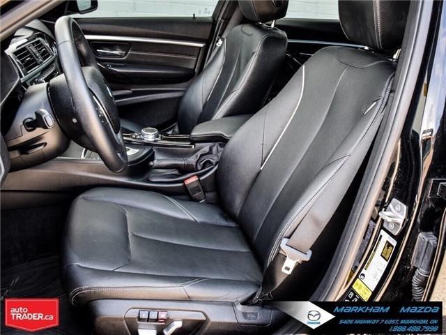 2016 BMW 328i xDrive (Stk: D190321A) in Markham - Image 13 of 30