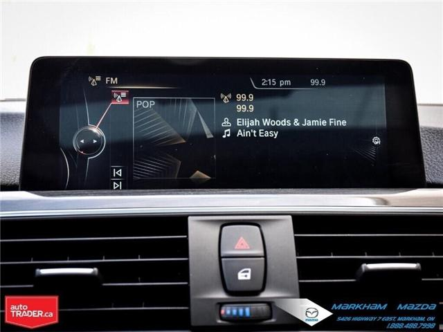 2016 BMW 328i xDrive (Stk: D190321A) in Markham - Image 18 of 30