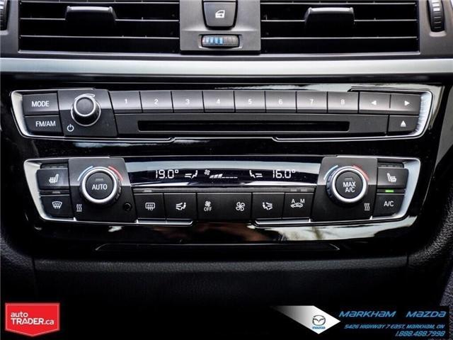 2016 BMW 328i xDrive (Stk: D190321A) in Markham - Image 20 of 30