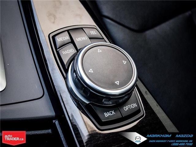 2016 BMW 328i xDrive (Stk: D190321A) in Markham - Image 22 of 30