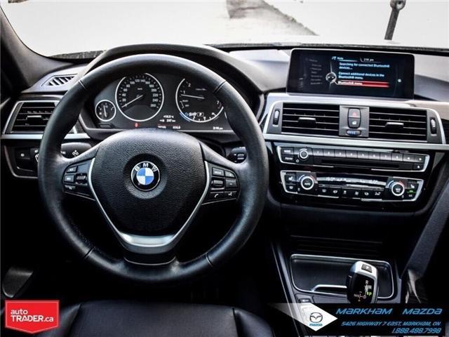 2016 BMW 328i xDrive (Stk: D190321A) in Markham - Image 23 of 30