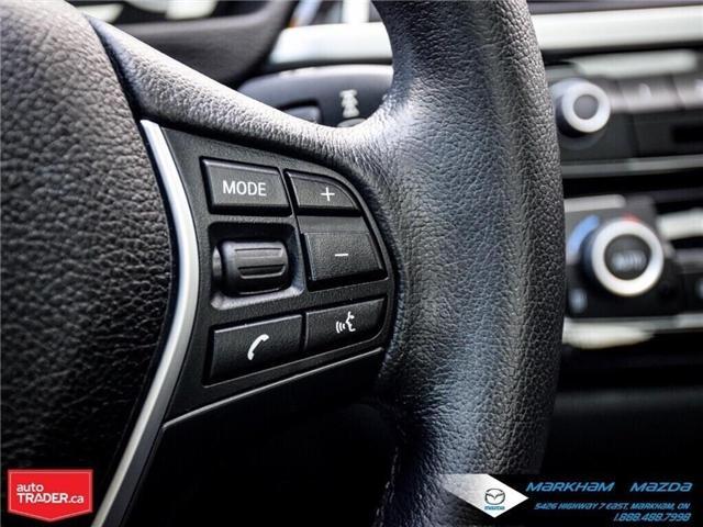 2016 BMW 328i xDrive (Stk: D190321A) in Markham - Image 26 of 30