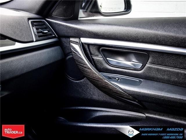 2016 BMW 328i xDrive (Stk: D190321A) in Markham - Image 27 of 30