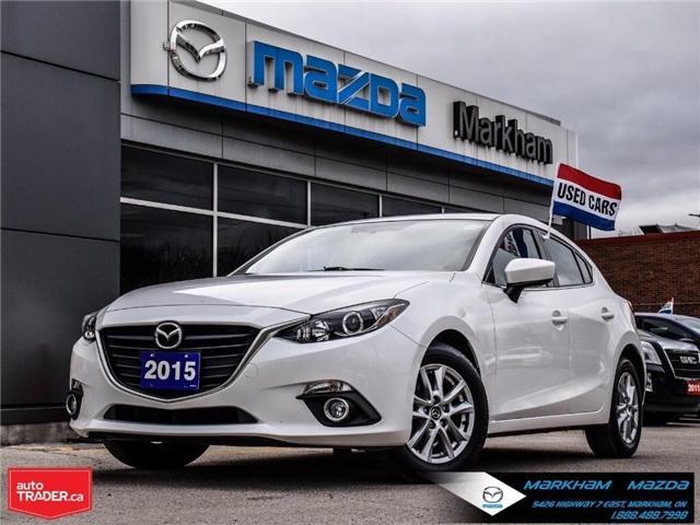 2015 Mazda Mazda3 Sport GS (Stk: N190316A) in Markham - Image 1 of 26