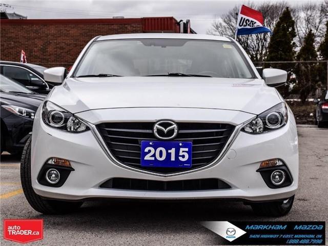 2015 Mazda Mazda3 Sport GS (Stk: N190316A) in Markham - Image 2 of 26
