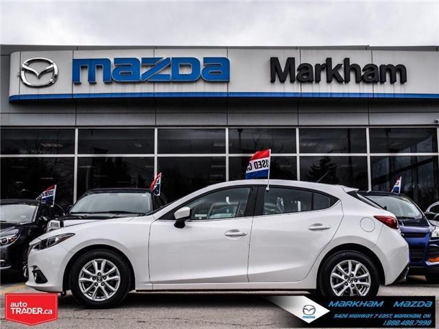 2015 Mazda Mazda3 Sport GS (Stk: N190316A) in Markham - Image 3 of 26