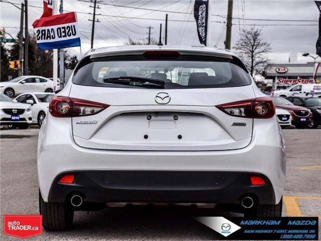 2015 Mazda Mazda3 Sport GS (Stk: N190316A) in Markham - Image 6 of 26