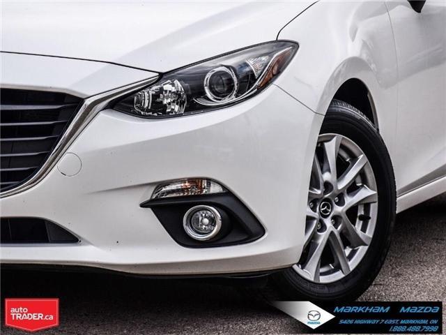 2015 Mazda Mazda3 Sport GS (Stk: N190316A) in Markham - Image 9 of 26