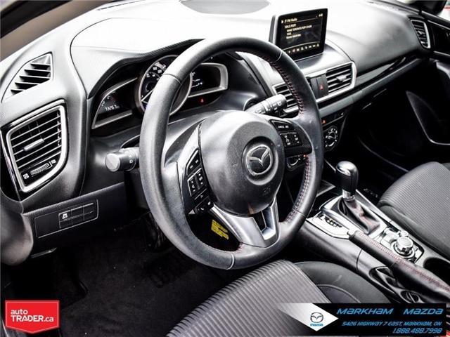 2015 Mazda Mazda3 Sport GS (Stk: N190316A) in Markham - Image 11 of 26
