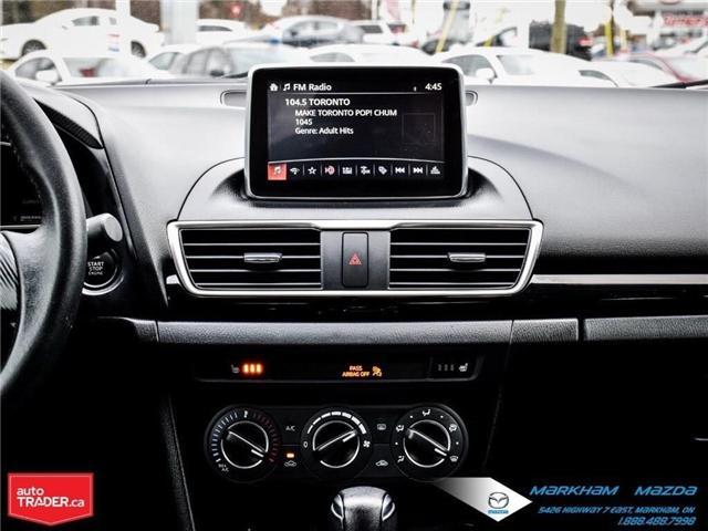 2015 Mazda Mazda3 Sport GS (Stk: N190316A) in Markham - Image 16 of 26