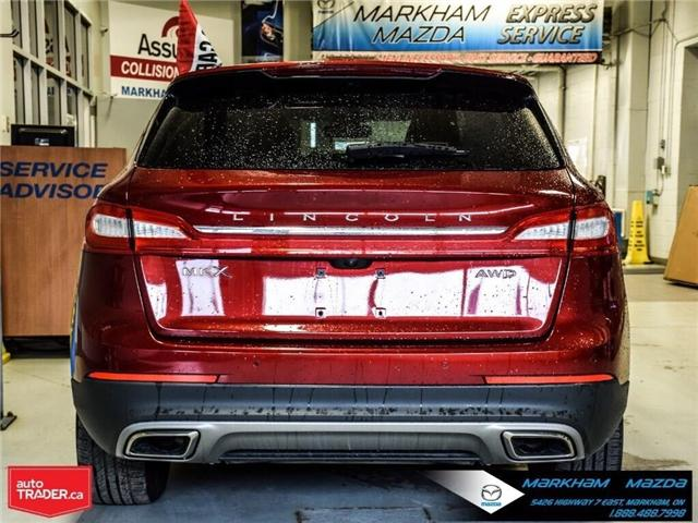 2016 Lincoln MKX Reserve (Stk: D5190500A) in Markham - Image 4 of 26