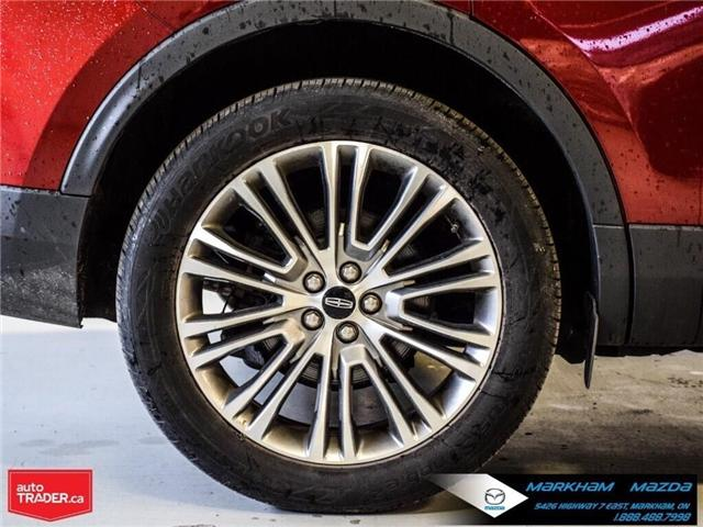 2016 Lincoln MKX Reserve (Stk: D5190500A) in Markham - Image 7 of 26