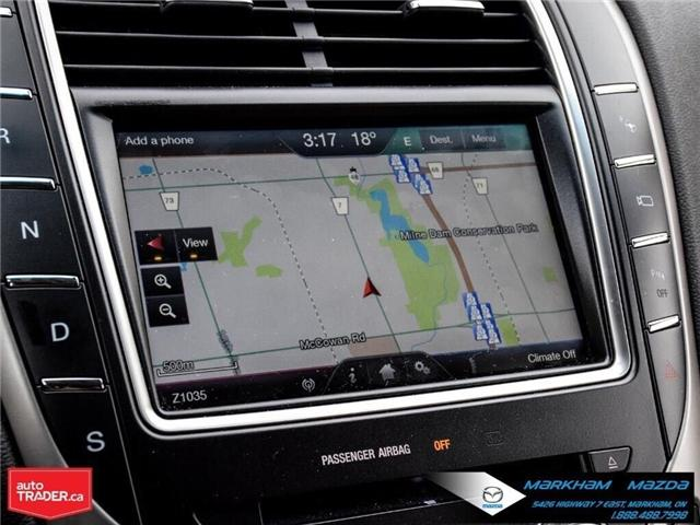 2016 Lincoln MKX Reserve (Stk: D5190500A) in Markham - Image 15 of 26