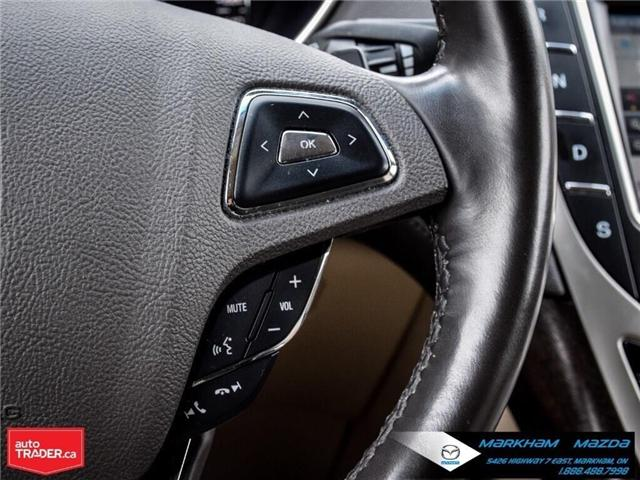 2016 Lincoln MKX Reserve (Stk: D5190500A) in Markham - Image 22 of 26