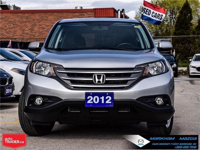 2012 Honda CR-V EX (Stk: Q190497A) in Markham - Image 2 of 27