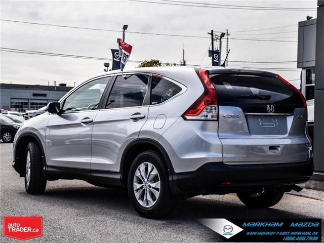 2012 Honda CR-V EX (Stk: Q190497A) in Markham - Image 4 of 27