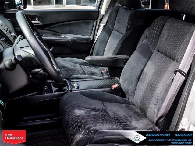 2012 Honda CR-V EX (Stk: Q190497A) in Markham - Image 12 of 27