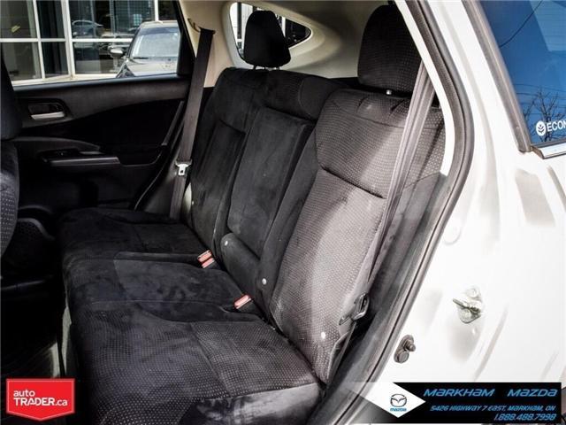 2012 Honda CR-V EX (Stk: Q190497A) in Markham - Image 13 of 27