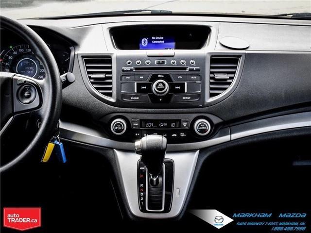 2012 Honda CR-V EX (Stk: Q190497A) in Markham - Image 14 of 27