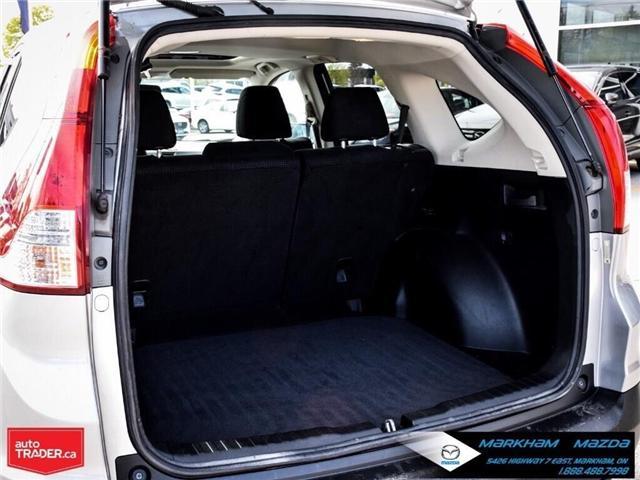 2012 Honda CR-V EX (Stk: Q190497A) in Markham - Image 27 of 27