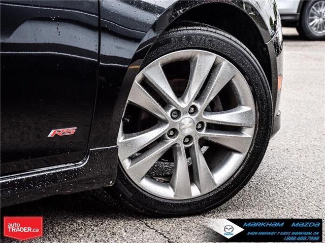 2013 Chevrolet Cruze LT Turbo (Stk: H190169A) in Markham - Image 8 of 28