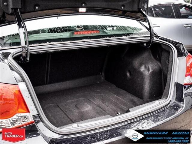 2013 Chevrolet Cruze LT Turbo (Stk: H190169A) in Markham - Image 28 of 28