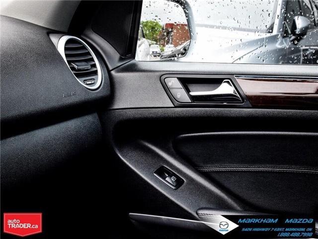 2010 Mercedes-Benz M-Class Base (Stk: H190575A) in Markham - Image 15 of 27