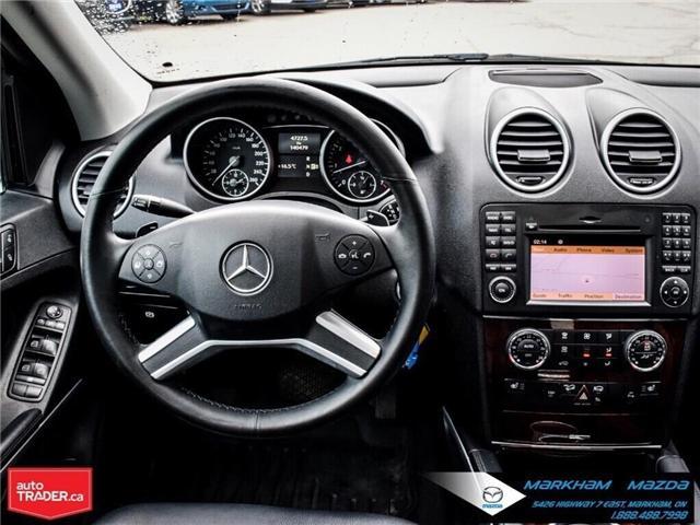 2010 Mercedes-Benz M-Class Base (Stk: H190575A) in Markham - Image 23 of 27