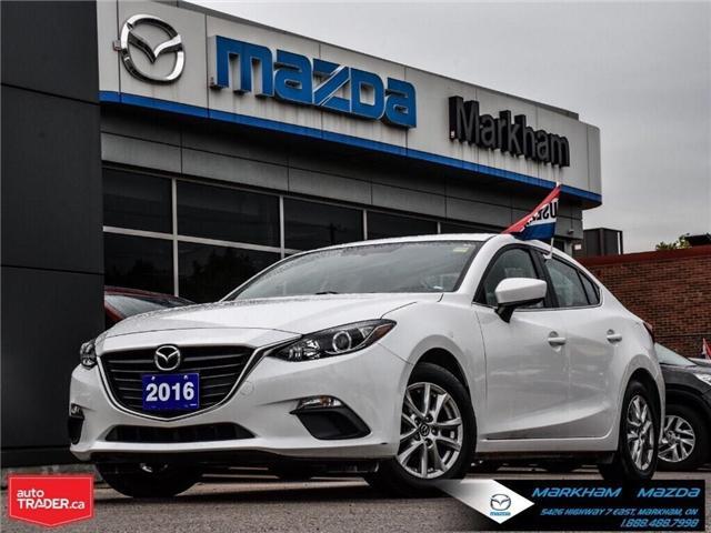 2016 Mazda Mazda3 GS (Stk: D5190303A) in Markham - Image 1 of 27