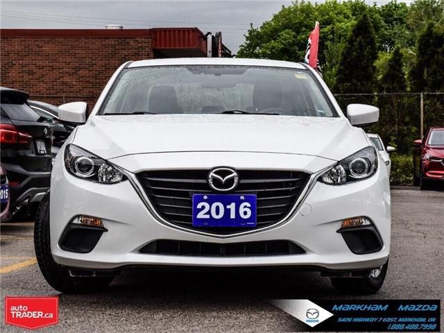2016 Mazda Mazda3 GS (Stk: D5190303A) in Markham - Image 2 of 27