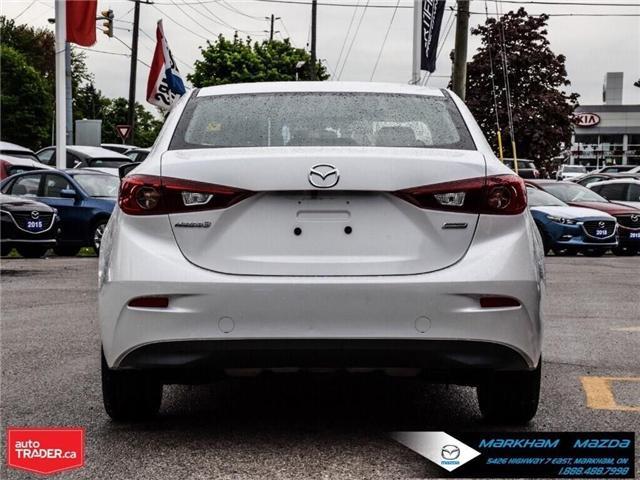 2016 Mazda Mazda3 GS (Stk: D5190303A) in Markham - Image 5 of 27