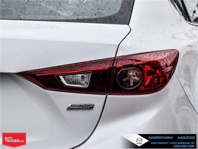 2016 Mazda Mazda3 GS (Stk: D5190303A) in Markham - Image 6 of 27